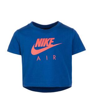 Air Crop T-Shirt Kinder, dunkelblau, zoom bei OUTFITTER Online