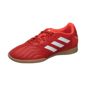 Copa Sense.3 Sala Indoor Fußballschuh Kinder, rot / weiß, zoom bei OUTFITTER Online