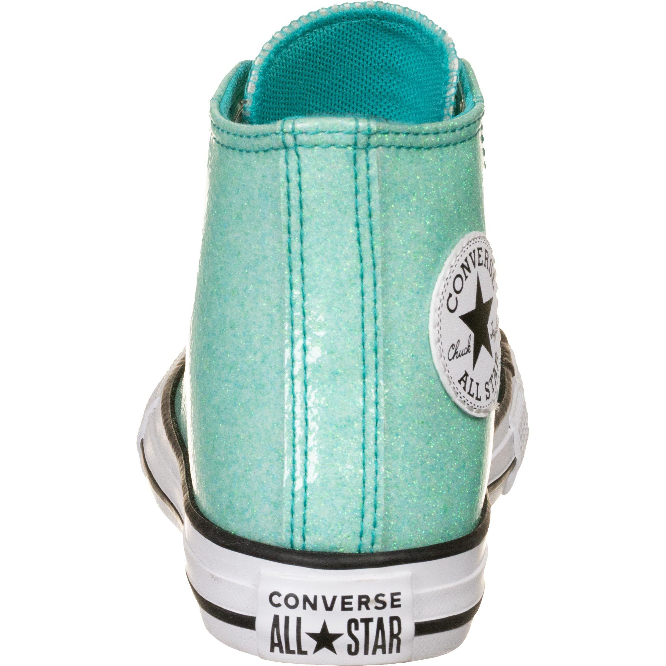 Chuck Taylor All Star Coated Glitter High Sneaker Kinder