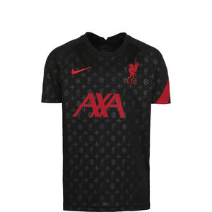 FC Liverpool Dry Trainingsshirt Kinder, schwarz / rot, zoom bei OUTFITTER Online