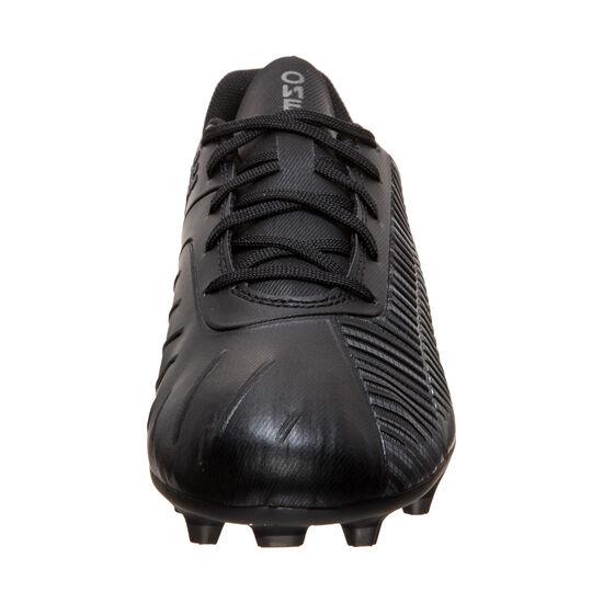 ONE 5.4 MG Fußballschuh Kinder, schwarz / silber, zoom bei OUTFITTER Online