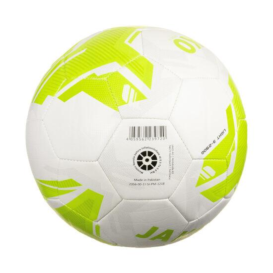 Lightball Striker 2.0 Fußball Kinder, weiß / neongelb, zoom bei OUTFITTER Online