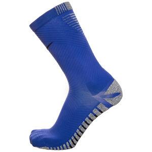 Grip Strike Light Crew Socken Herren, violett / schwarz, zoom bei OUTFITTER Online