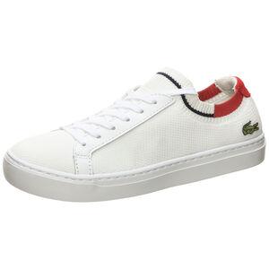 La Piquee Sneaker Damen, weiß / rot, zoom bei OUTFITTER Online