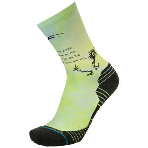 Run Some Who Like Crew Socken, hellgrün, zoom bei OUTFITTER Online