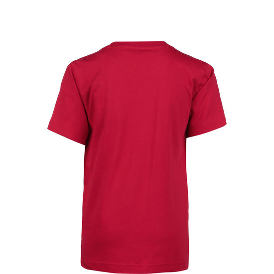 Manchester United Graphic T-Shirt Kinder, rot / schwarz, zoom bei OUTFITTER Online