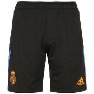 Real Madrid Trainingsshorts Herren, schwarz / blau, zoom bei OUTFITTER Online