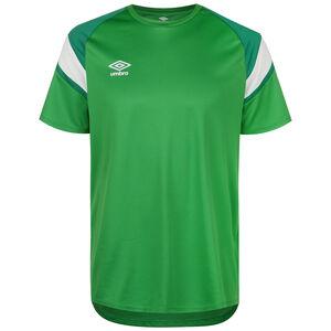 Training Jersey Trainingsshirt Herren, grün / weiß, zoom bei OUTFITTER Online