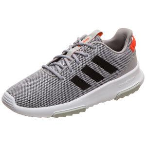 Racer Sneaker Kinder, grau / schwarz, zoom bei OUTFITTER Online