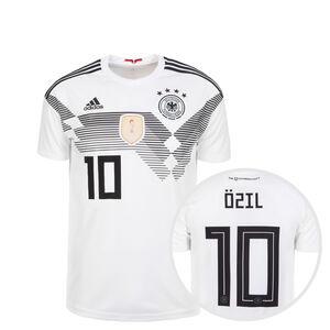 DFB Trikot Home Özil WM 2018 Kinder, Weiß, zoom bei OUTFITTER Online