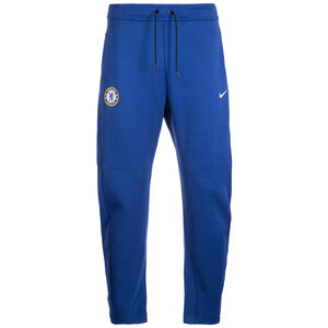FC Chelsea Tech Fleece Trainingshose Herren, blau, zoom bei OUTFITTER Online
