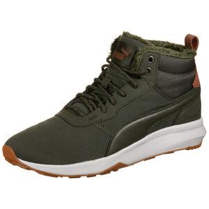 ST Activate Mid WTR Sneaker Herren, dunkelgrün / braun, zoom bei OUTFITTER Online