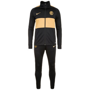 Inter Mailand Dry Strike Trainingsanzug Herren, schwarz / gold, zoom bei OUTFITTER Online
