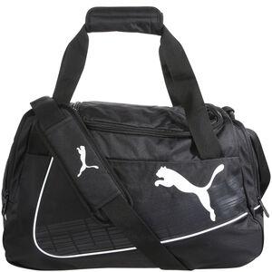 evoPOWER Sporttasche Small, schwarz / weiß, zoom bei OUTFITTER Online