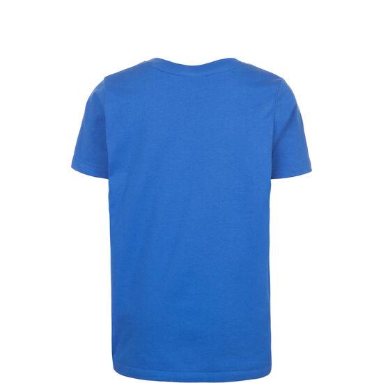 Team Club Blend Trainingsshirt Kinder, Blau, zoom bei OUTFITTER Online