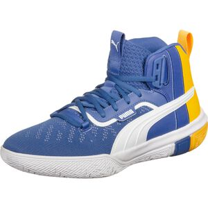 Legacy March Madness Pack Basketballschuhe Herren, blau / gelb, zoom bei OUTFITTER Online
