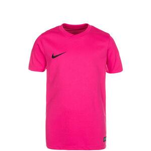 Park VI Fußballtrikot Kinder, pink / schwarz, zoom bei OUTFITTER Online