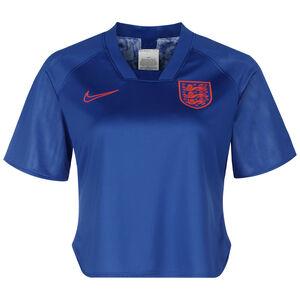 England Reversible Trainingsshirt EM 2021 Damen, blau / weiß, zoom bei OUTFITTER Online