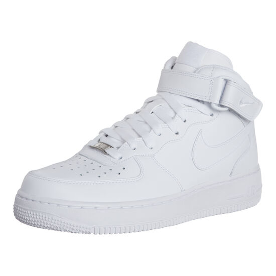 new styles 6ca85 2e567 ... Air Force 1 Mid 2007 Sneaker Herren, Weiß, zoom bei OUTFITTER Online ...