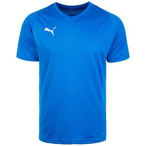 Liga Core Fußballtrikot Herren, blau / weiß, zoom bei OUTFITTER Online
