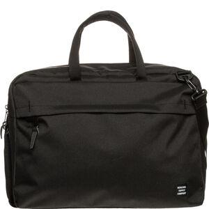 Sandford Messenger Tasche, schwarz, zoom bei OUTFITTER Online