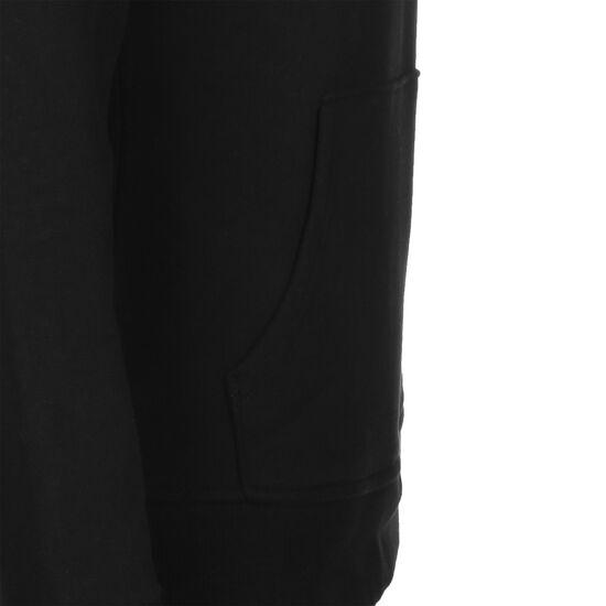 Standard Kapuzenpullover Damen, schwarz / weiß, zoom bei OUTFITTER Online
