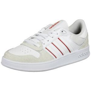 Breaknet Plus Sneaker Damen, weiß / rot, zoom bei OUTFITTER Online