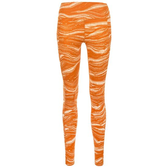 Wanderlust Believe This Trainingstight, orange, zoom bei OUTFITTER Online