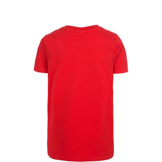 Team Club Blend Trainingsshirt Kinder, Rot, zoom bei OUTFITTER Online