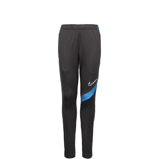 Dry Academy Pro Trainingshose Kinder, anthrazit / blau, zoom bei OUTFITTER Online