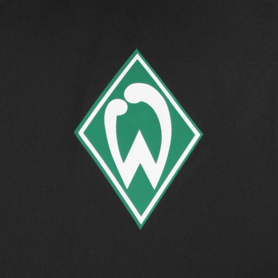 SV Werder Bremen Padded Weste Herren, schwarz / grün, zoom bei OUTFITTER Online