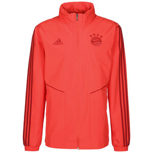 FC Bayern München All Weather Jacke Herren, rot, zoom bei OUTFITTER Online