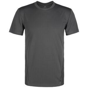 Aerodry 3-Stripes Trainingsshirt Herren, dunkelgrau, zoom bei OUTFITTER Online