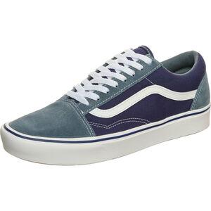 Old Skool ComfyCush Sneaker, blau / weiß, zoom bei OUTFITTER Online