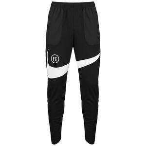 F.C. Trainingshose Herren, schwarz / weiß, zoom bei OUTFITTER Online