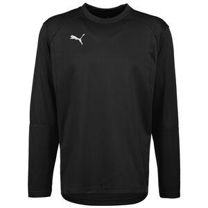 LIGA Trainingssweat Herren, schwarz / weiß, zoom bei OUTFITTER Online