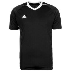 Tiro 17 Fußballtrikot Herren, schwarz / weiß, zoom bei OUTFITTER Online