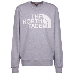 Standard Crew Sweatshirt Herren, grau / weiß, zoom bei OUTFITTER Online