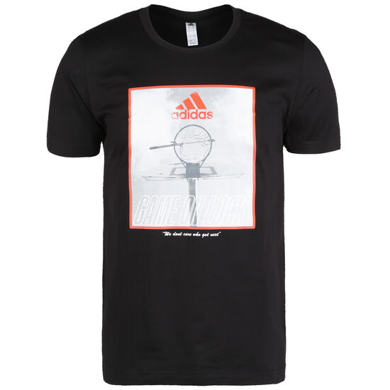 Game On Lock T-Shirt Herren, schwarz, zoom bei OUTFITTER Online