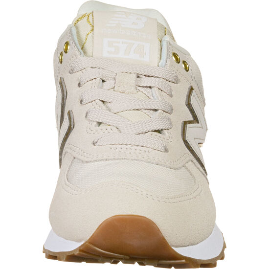 WL574-B Sneaker Damen, beige, zoom bei OUTFITTER Online