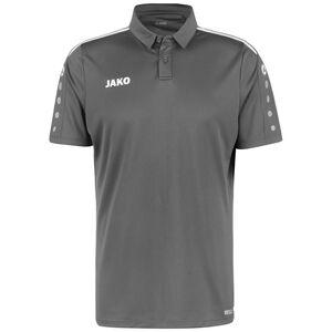 Polo Striker 2.0 Poloshirt Herren, grau / weiß, zoom bei OUTFITTER Online