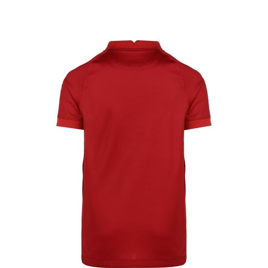 Türkei Trikot Away Stadium EM 2021 Kinder, rot / weiß, zoom bei OUTFITTER Online