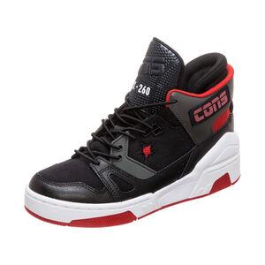 ERX 260 Mid Sneaker Kinder, schwarz / rot, zoom bei OUTFITTER Online