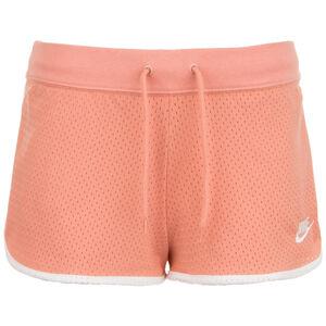 Heritage Mesh Short Damen, rosa / weiß, zoom bei OUTFITTER Online