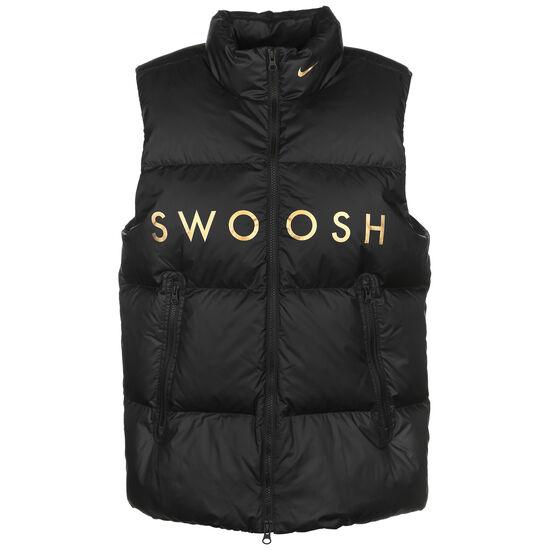 Swoosh Down-Fill Weste Herren, schwarz, zoom bei OUTFITTER Online