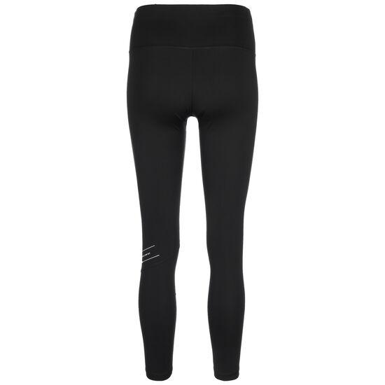 Nu-Tility 7/8 Trainingstight Damen, schwarz / weiß, zoom bei OUTFITTER Online