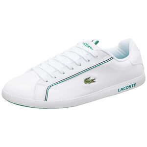 Graduate Sneaker Herren, weiß / grün, zoom bei OUTFITTER Online