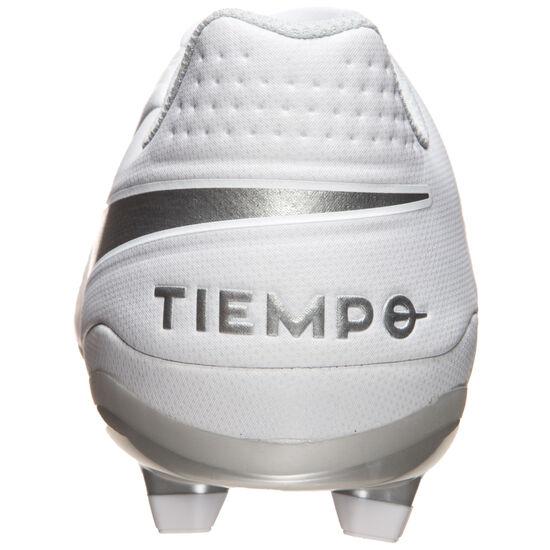Tiempo Legend VIII Academy MG Fußballschuh Kinder, weiß / silber, zoom bei OUTFITTER Online
