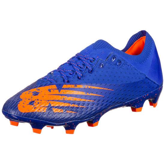 Furon v6 Pro FG Fußballschuh Herren, blau / orange, zoom bei OUTFITTER Online
