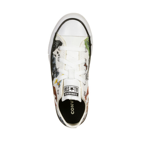 Chuck Taylor All Star OX Sneaker Kinder, weiß / bunt, zoom bei OUTFITTER Online